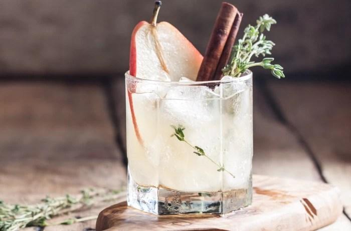 Madam Pattirini Spiced Gin Cocktail