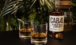 Cabal Rum aged in sherry barrels on Speyside