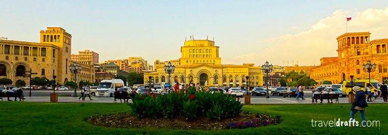 Travel to Erevan Armenia - Travel tips