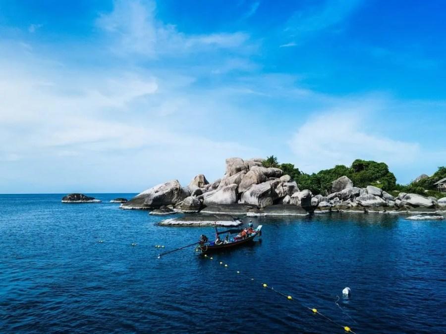 Top Koh Tao Diving Sites