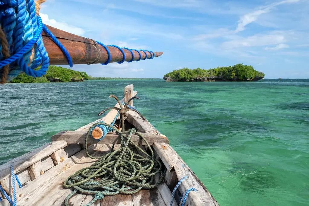 Exploring Mafia Island Tanzania