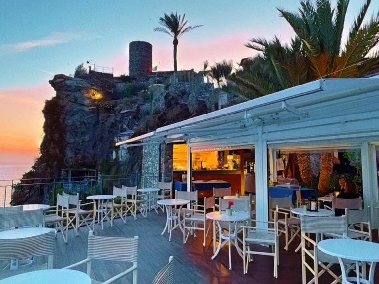 Cinque terre hotels in Vernazza - Hotel Gianni Franzi