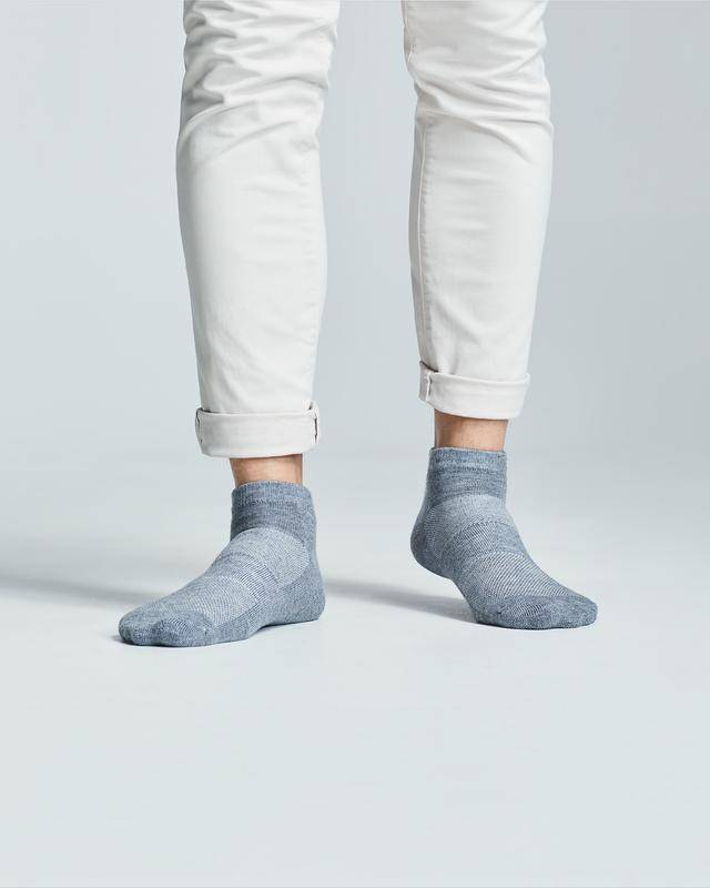 Unbound Merino socks