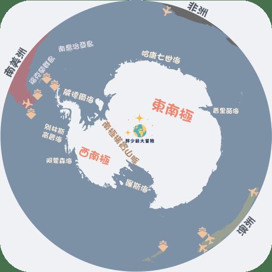 怎麼去南極