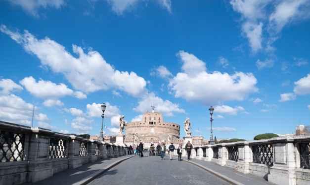 Lets go to Rome Italy! andiamo a Roma!
