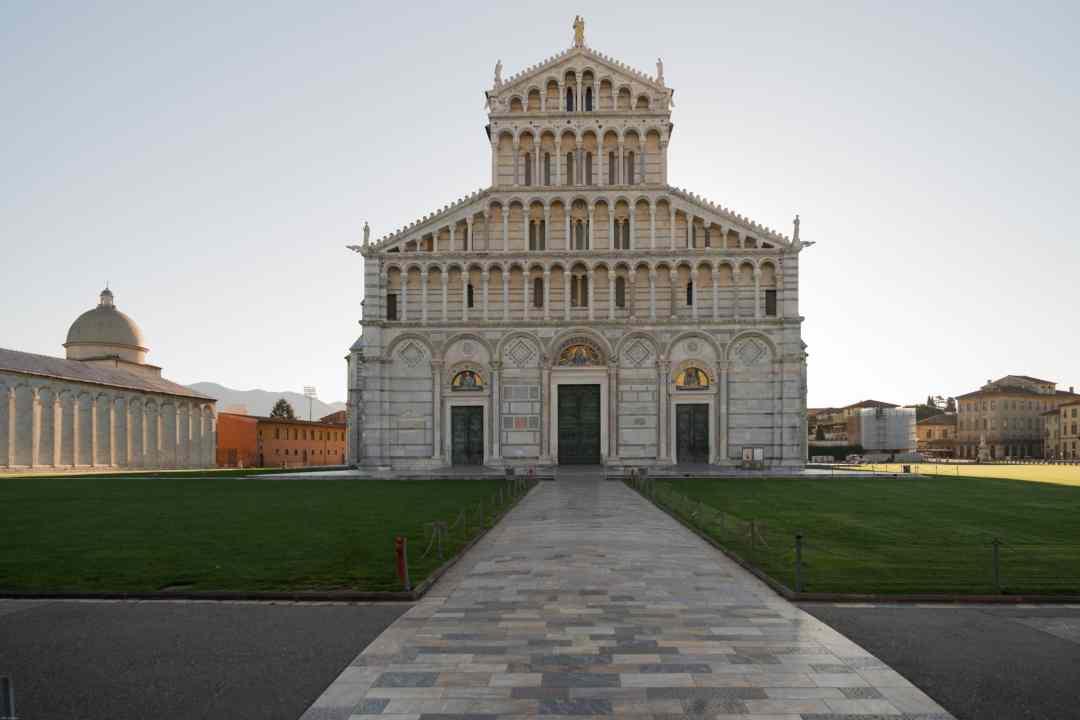 Cattedrale di S. Maria Assunta Pisa Italy