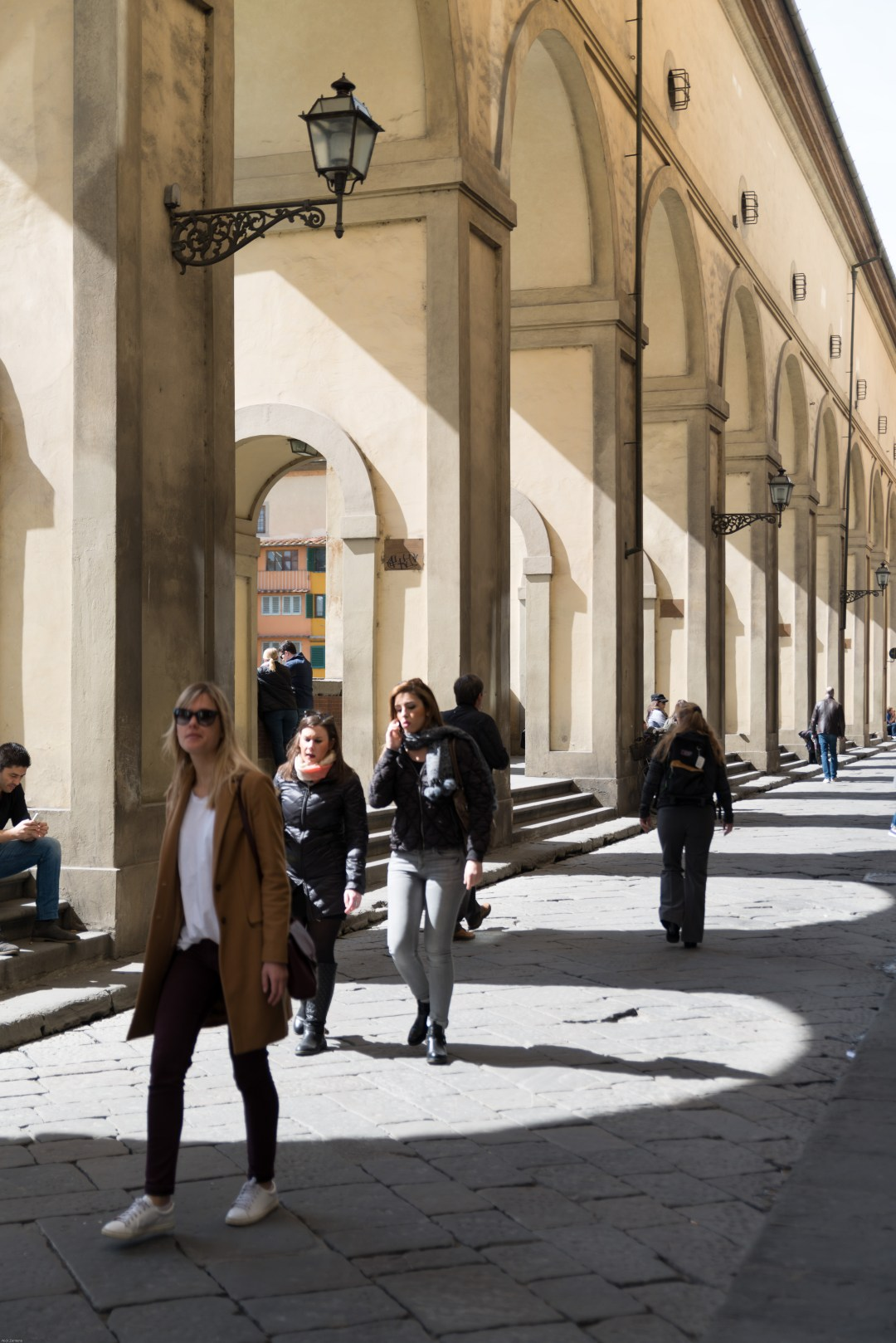 Strolling Florence Italy