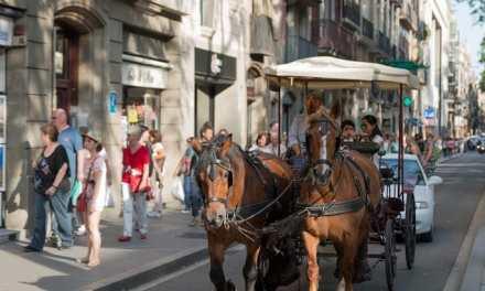 Las Ramblas Barcelona #TodosSomosBarcelona