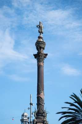 #ToDosSomosBarcelona El Monument a Colom