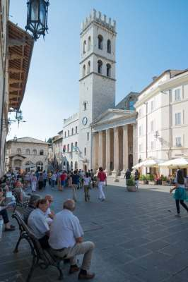 Daily life in Assisi