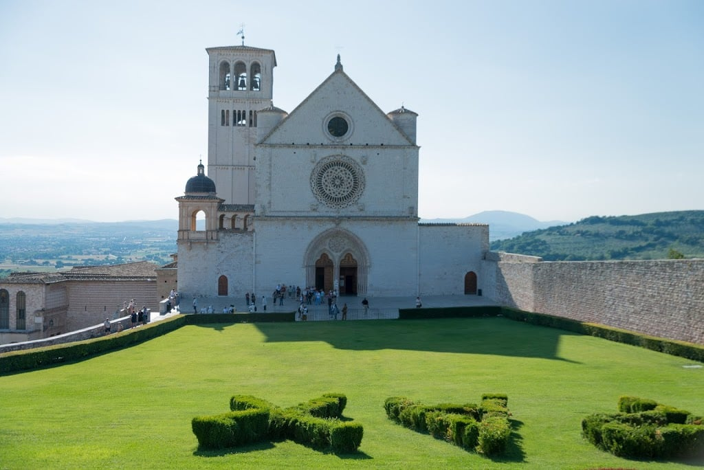 St. Francis in Assisi
