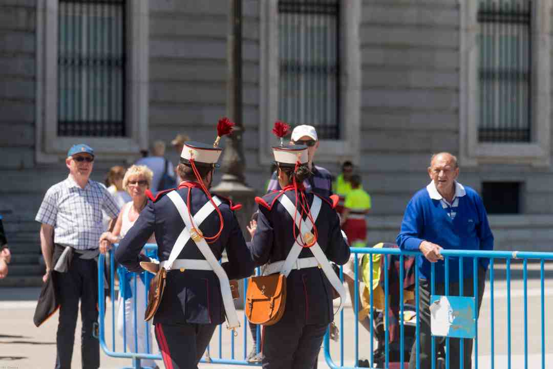 Royal Spanish Guards