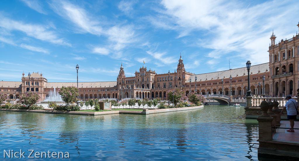 Seville Plaza de España