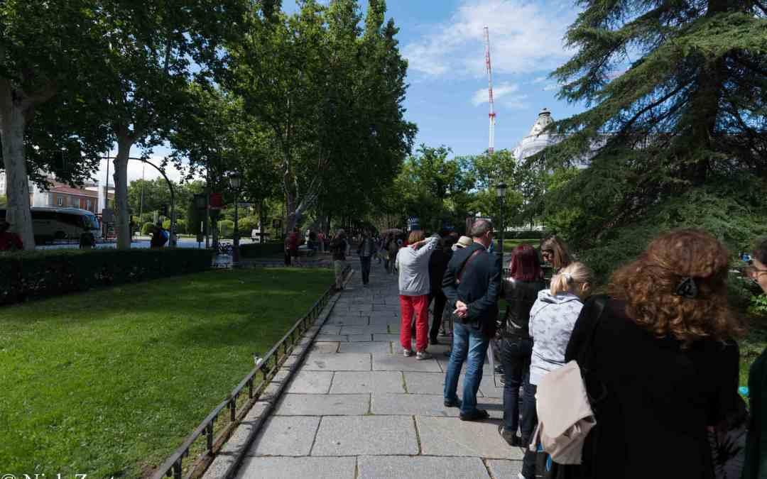Prado museum free admission. Worth it?