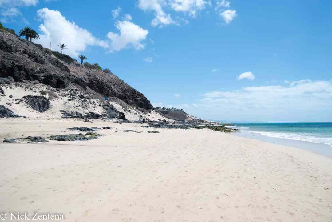 Playa de Carretta Morro Jable II