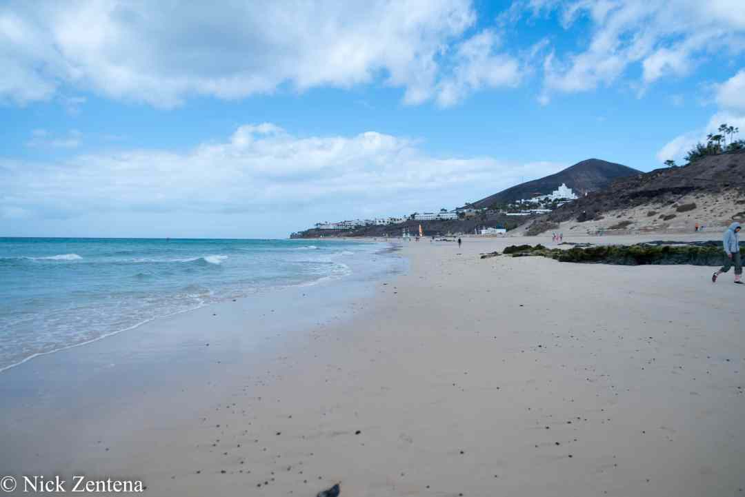 Playa de Carretta Morro Jable