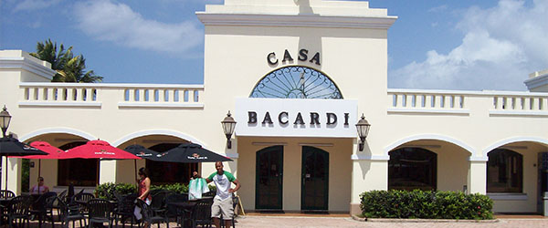 At the Casa Bacardi Factory in San Juan. Photo by drbertdelgado/Flickr.