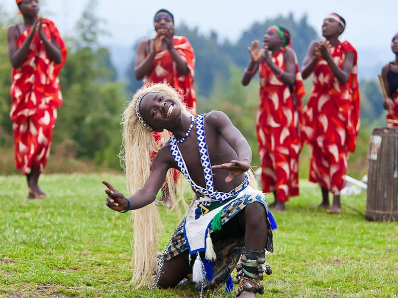 Best of Rwanda Safari - Rwanda tour destinations