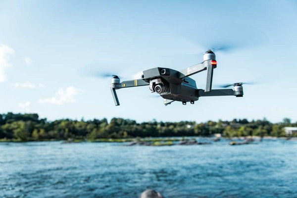 One more FAA failure ID systems for drones Travelers