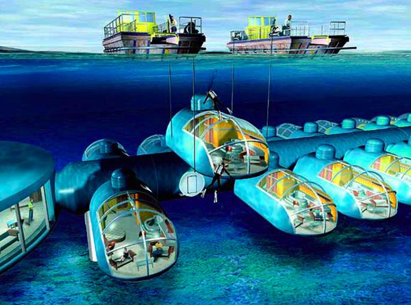 Poseidon Undersea Resort Fiji 3 Amazing Hotels   6 nights to remember