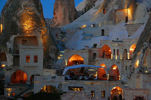 cave hotel turkey Amazing Hotels   6 nights to remember