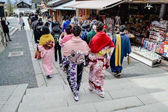 KYOTO-GION-GEISHAS, Kyoto, Japan