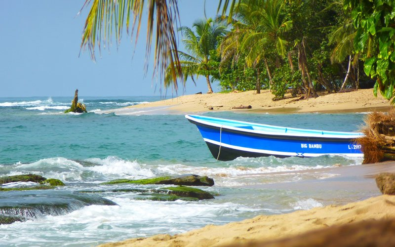Puerto Viejo is located in the province of Limón, in the Caribbean part of Costa Rica.