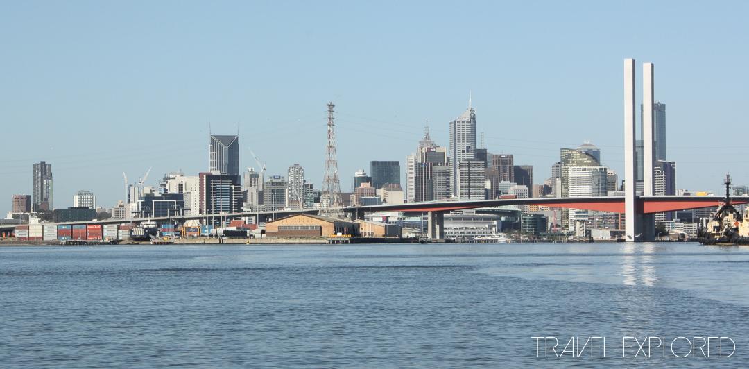 Melbourne - Bolte Bridge
