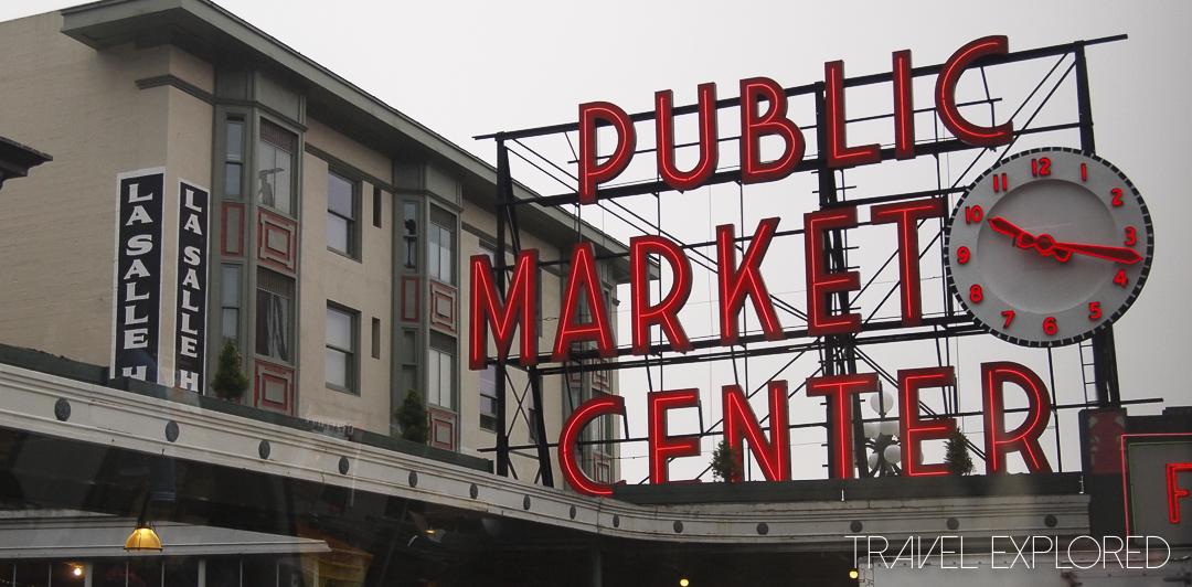 Seattle - Pike Place Market