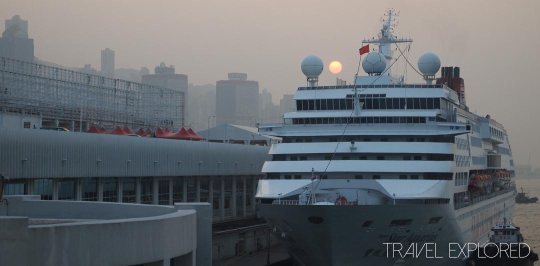 Hong Kong - Afternoon Sunset