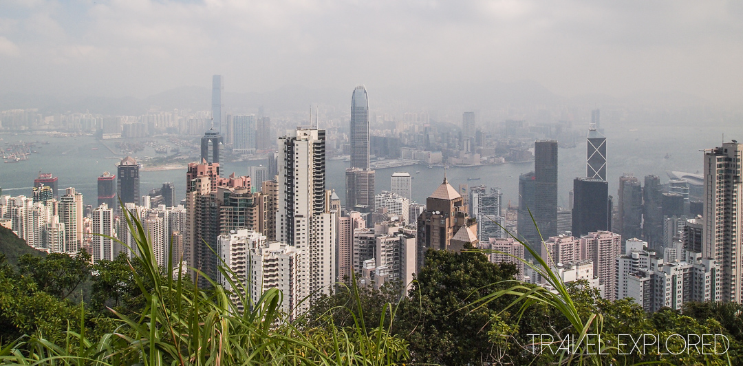 Hong Kong - City View