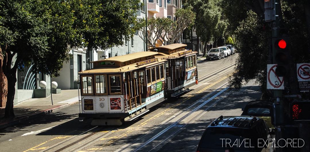 San Francisco - Cable Car