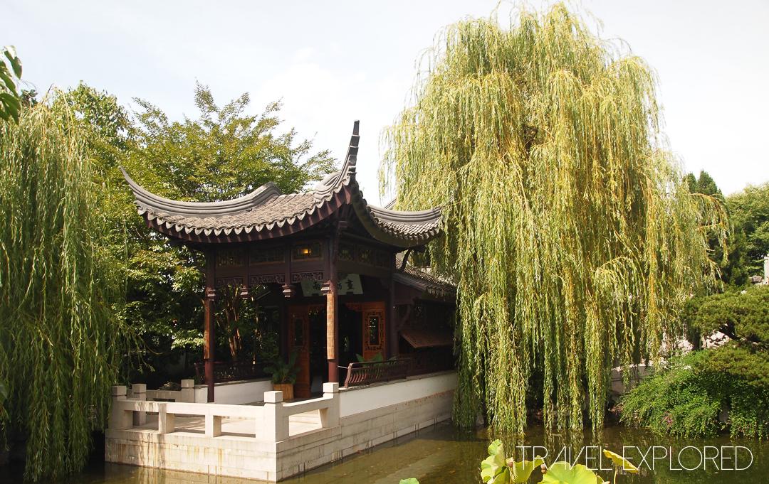 Portland - Chinese Garden