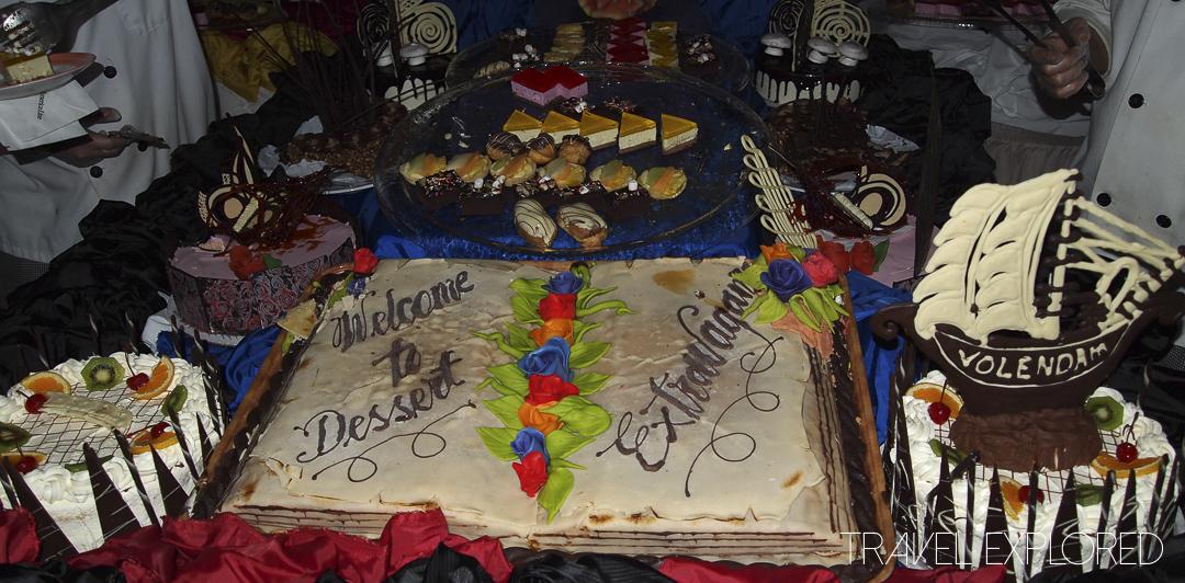 Volendam - Dessert Extravaganza