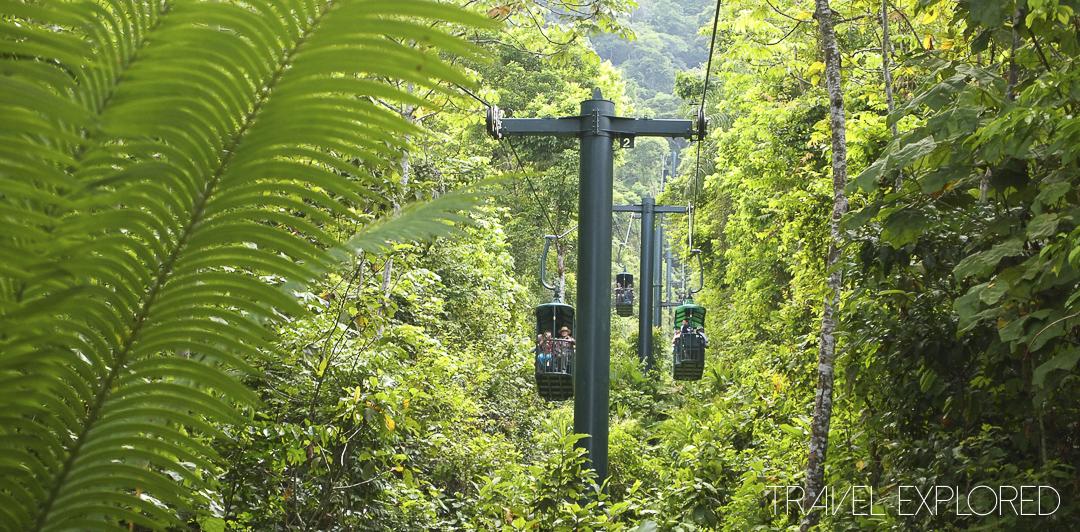 Costa Rica - Gondola