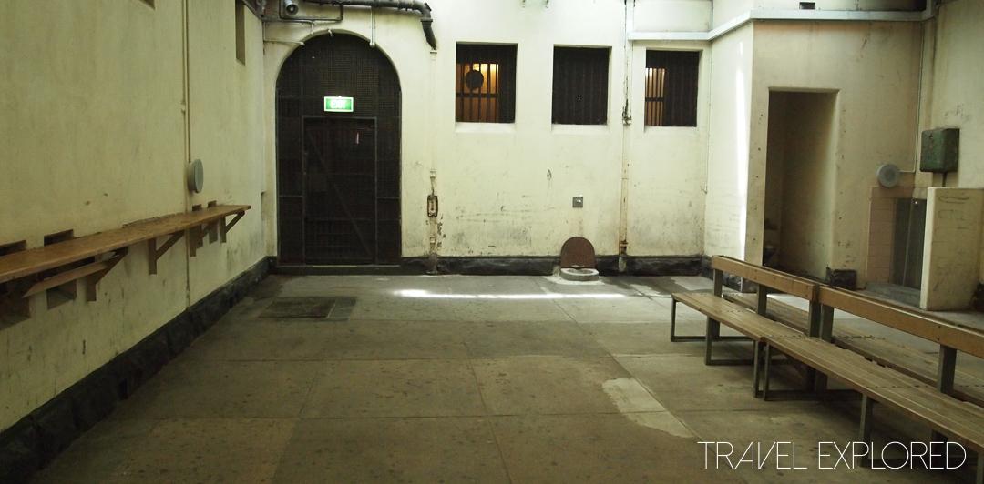 Melbourne - Old Melbourne Gaol