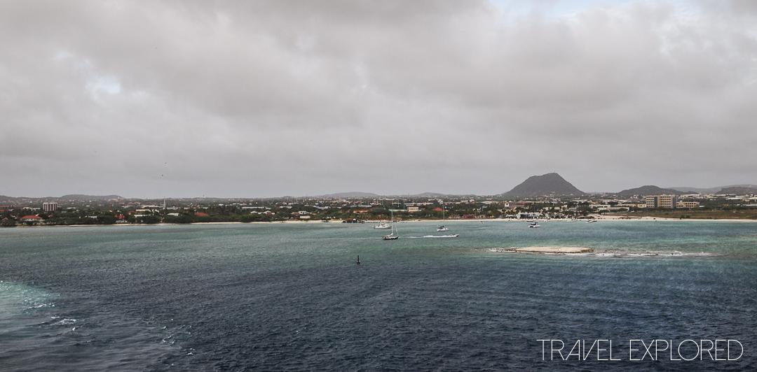 Oranjestad - Aruba - Sailaway