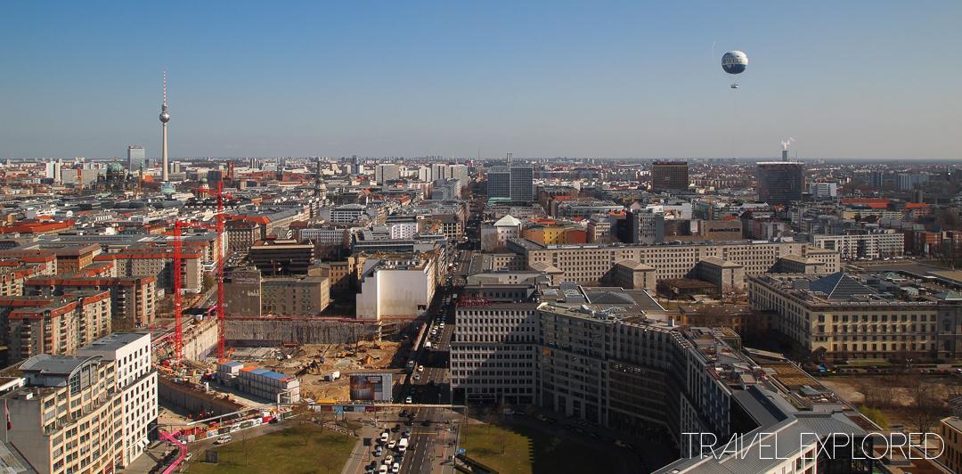 Berlin - Panoramapunkt View