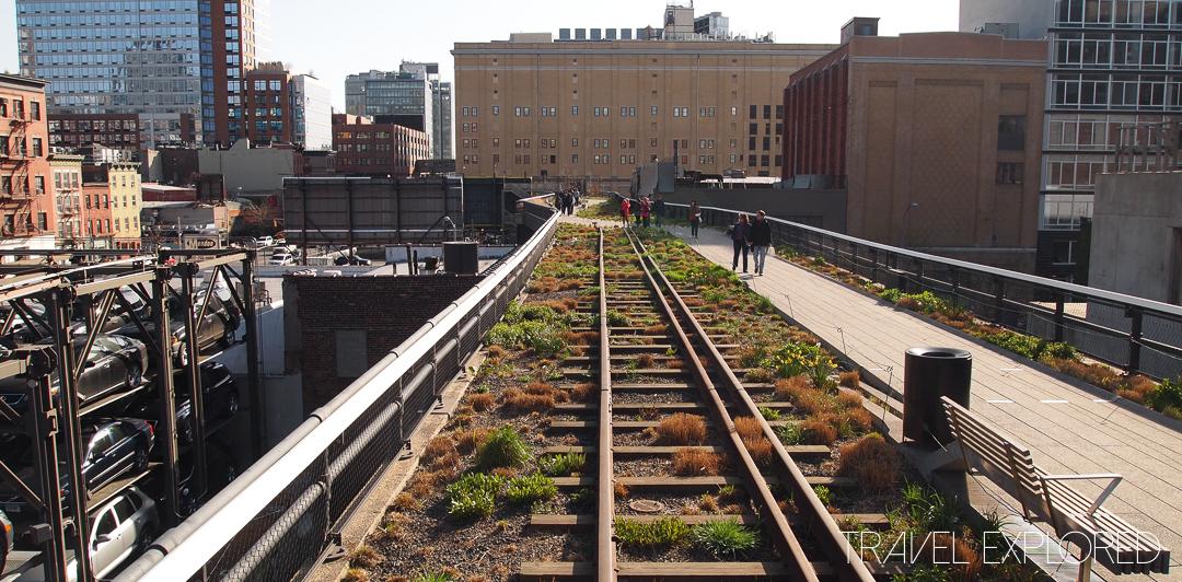 New York - Highline Park