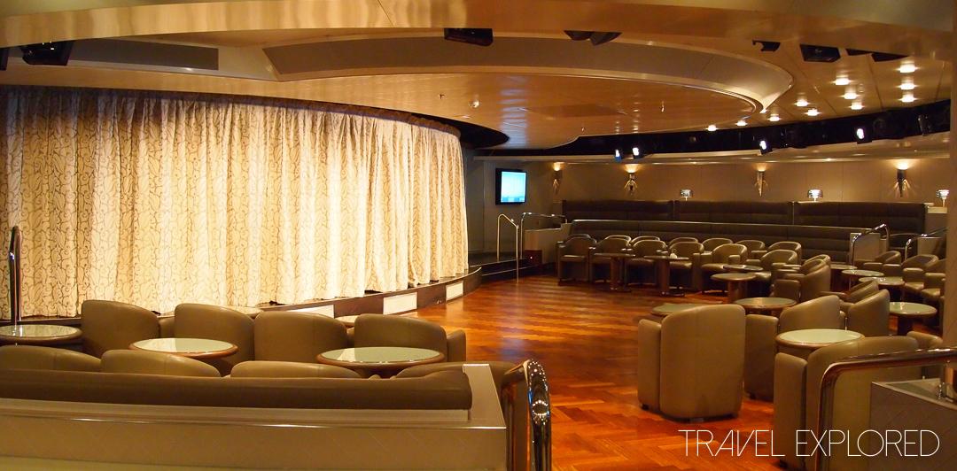 Nieuw Amsterdam - Queens Lounge