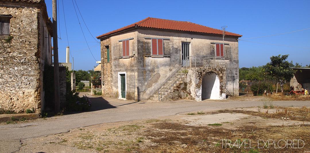 Katakolo - Rural House