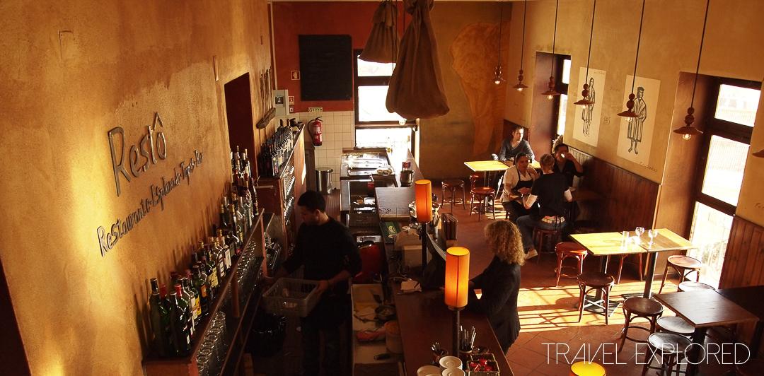 Lisbon - Resto Tapas Bar