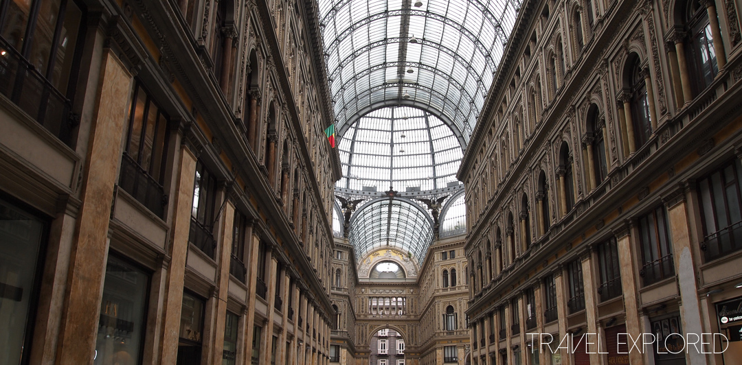 Naples - Galleria Umberto Shopping Mall