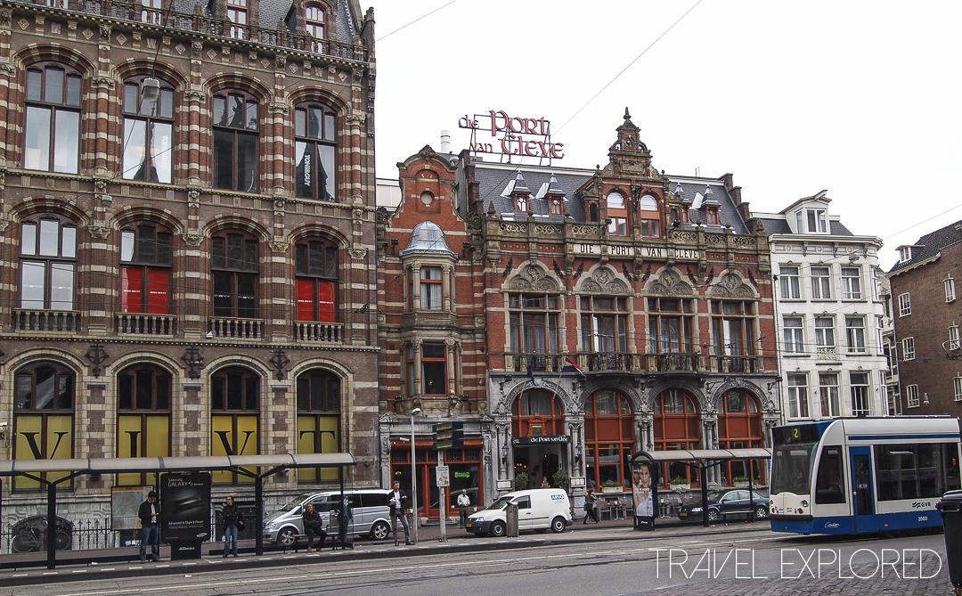 Amsterdam - Typical Street