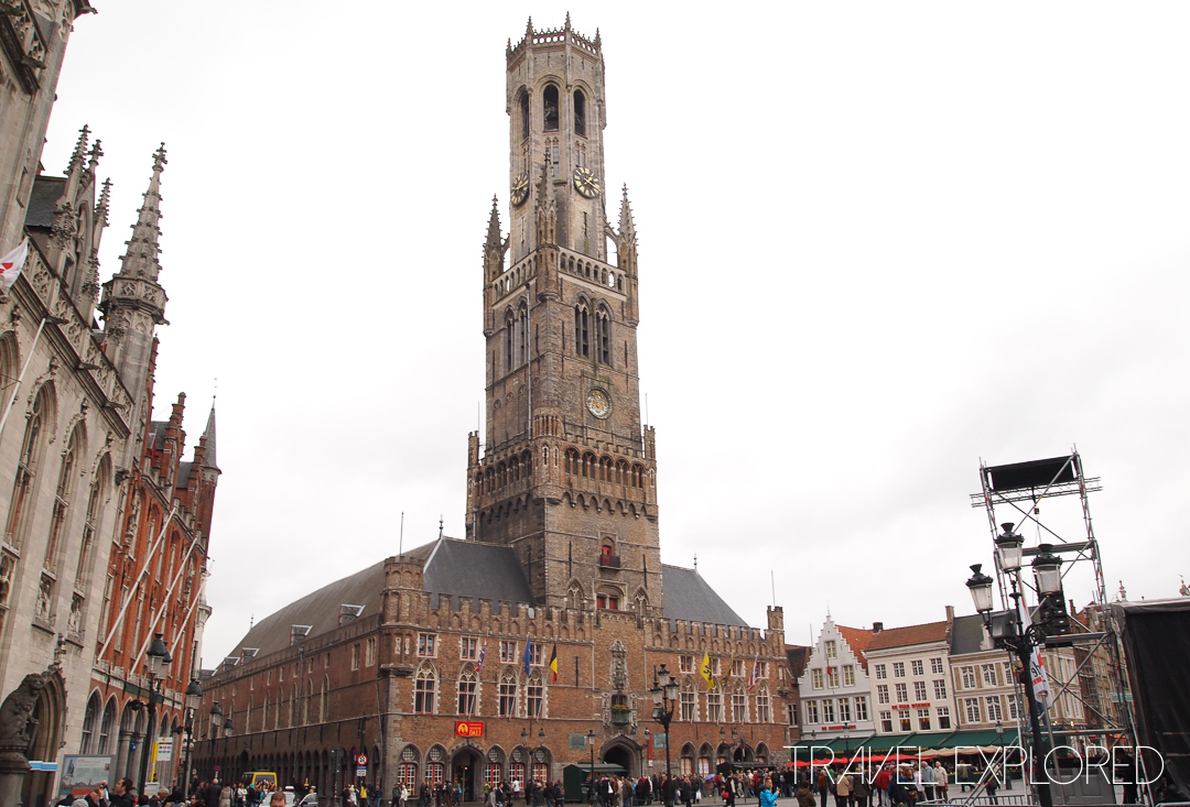 Bruges - Belfry