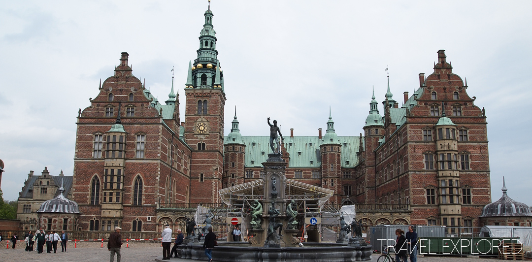 Copenhagen - Frederiksborg Palace