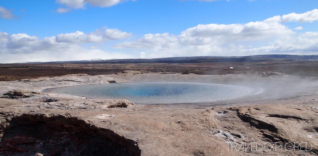Golden Circle - Geothermal Pool