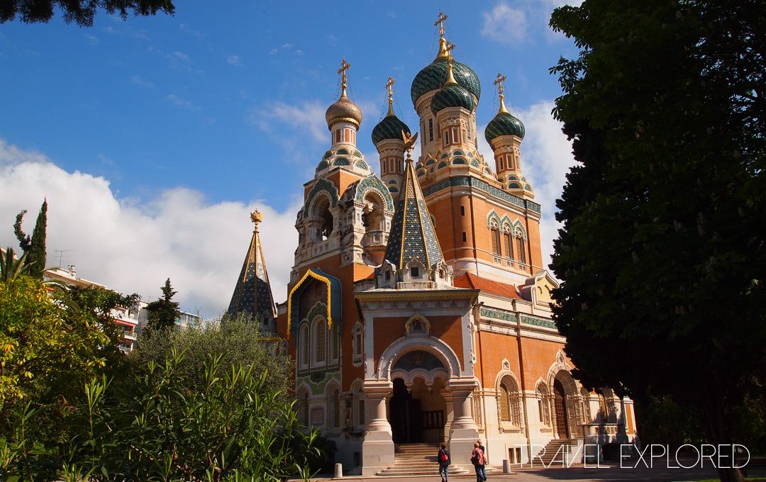 Nice - St Nicolas Church