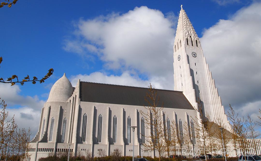 Reykjavik - Hallgrímskirkja (Church of Iceland)