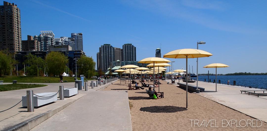 Toronto - Inner City Beach HTO Park